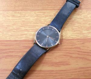 激安!豊中庄内で時計の電池交換が800円+税~スカーゲン時計の電池交換