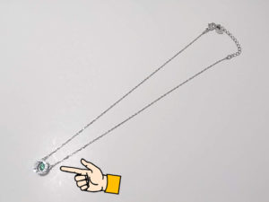 大好評!ジュエリー修理 ネックレスの修理 最寄りの店舗まで気軽にお問合せ下さい。