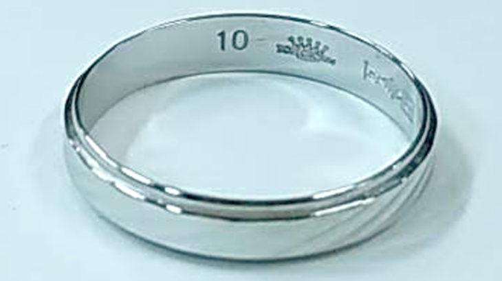 ジュエリー修理 指輪のサイズ直し リングのサイズを大きくする
