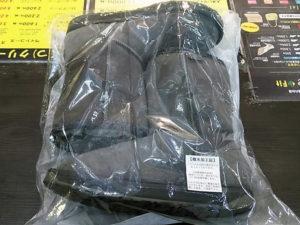 ムートンブーツのクリーニング除菌消臭修理