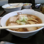 大阪まで喜多方ラーメンを食べに「喜多方ラーメン 坂内 小法師 針中野店」まで。
