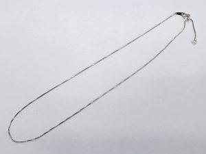 シルバーネックレス修理 ジュエリー修理 アクセサリー修理 ネックレスの修理 指輪サイズ直し