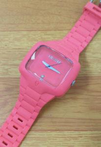 NIXON ニクソン の腕時計の電池交換