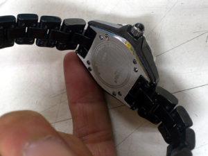 シャネルJ12電池交換