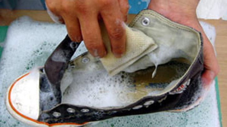 靴ブーツスニーカークリーニング