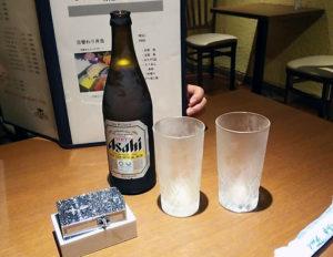 地下鉄湊川公園駅から直ぐ、湊川商店街にある洋風料理&Cafe「光苑」
