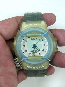 カシオ G-SHOCK ジーショック 腕時計電池交換 Babyg ベイビージー
