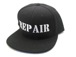 リペアキャップ修理帽子