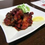 休みの日の楽しみ。韓国料理を求めて神戸新長田の「韓流味食 韓館」へ。