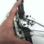 西明石 カシオ CASIO Gショック G-SHOCK Baby-G フロッグマン FROGMAN BGW-100 時計電池交換なら安くて早い靴修理合鍵作製時計の電池交換のお店プラスワン