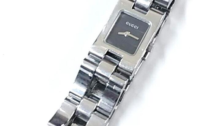 グッチ時計電池交換
