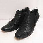 パンプス靴修理かかと修理