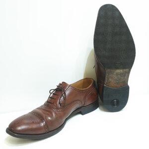 スコッチグレイン 靴 修理 紳士靴 カウンターライニング すべり革 ハーフソール かかとの修理 ブーツ修理 スニーカー修理