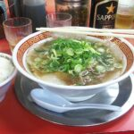 「緊急事態宣言」短縮営業の中、良く食べて良く飲む。ラーメン ① 神戸 大倉山 中華そば もっこす 総本店