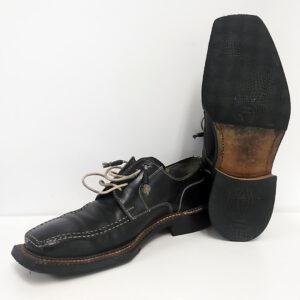ステファノブランキーニ紳士靴かかとの修理