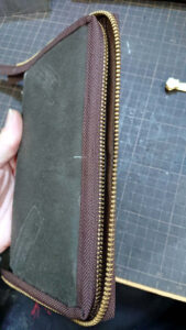 ルイヴィトン 財布修理 かばん修理 ジッピー ウォレット ダミエ モノグラム Bagrepair Bagcleaning
