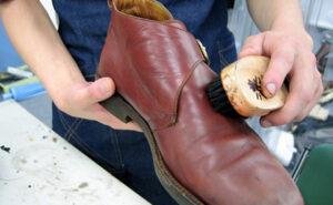 西宮靴修理