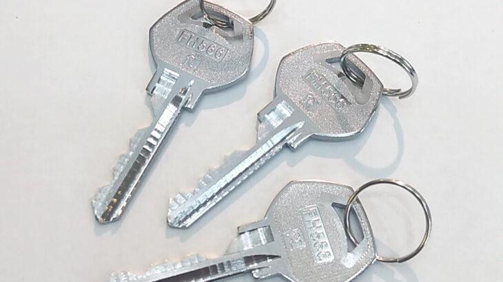 西宮 合鍵 作製 作成 スペアキー コピーキー ディンプルキー