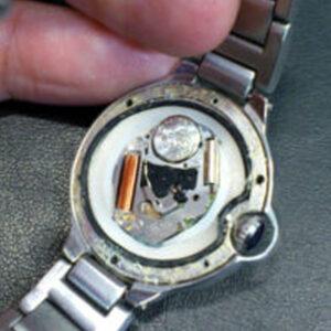 カルティエ Cartier 時計の電池交換