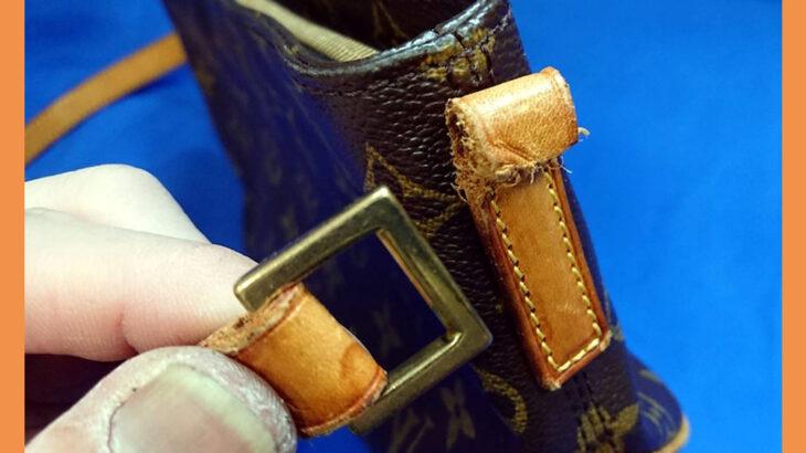 ルイヴィトン かばん修理 バッグ修理 財布修理