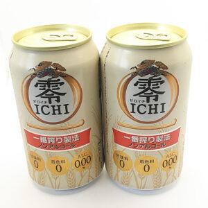 キリン 零ICHI ノンアルコール