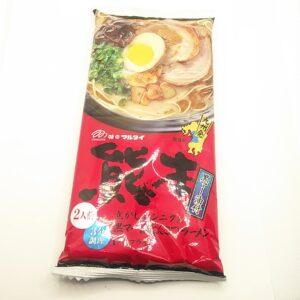 熊本黒マー油とんこつラーメン