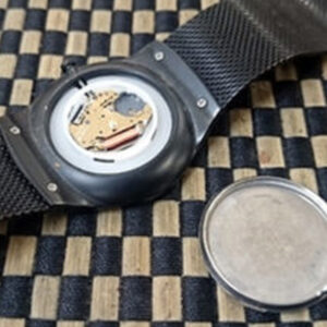 SKAGENスカーゲンの腕時計の電池交換