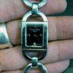 クリスチャンディオールChristian Diorの時計の電池交換