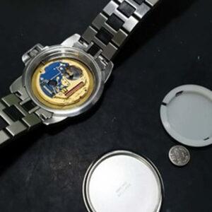 ハミルトン時計の電池交換