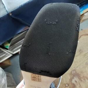 ペリーコサニー 靴修理 ハーフソール