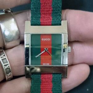 GUCCI-グッチの腕時計電池交換