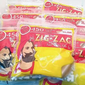 ZIG-ZAGジグザグ 手巻きタバコ用 スリム フィルター