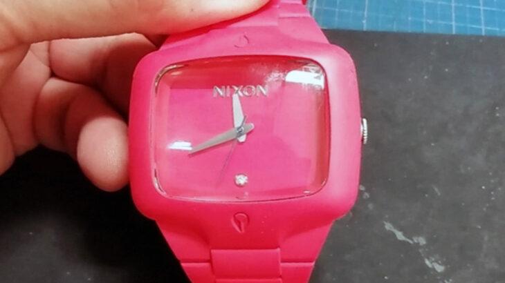NIXON(ニクソン)腕時計電池交換